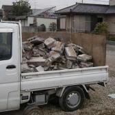 コンクリートの回収・処分